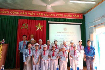 Đại hội cháu ngoan Bác Hồ – Ngày hội công nhận chương trình rèn luyện đội viên, nhi đồng